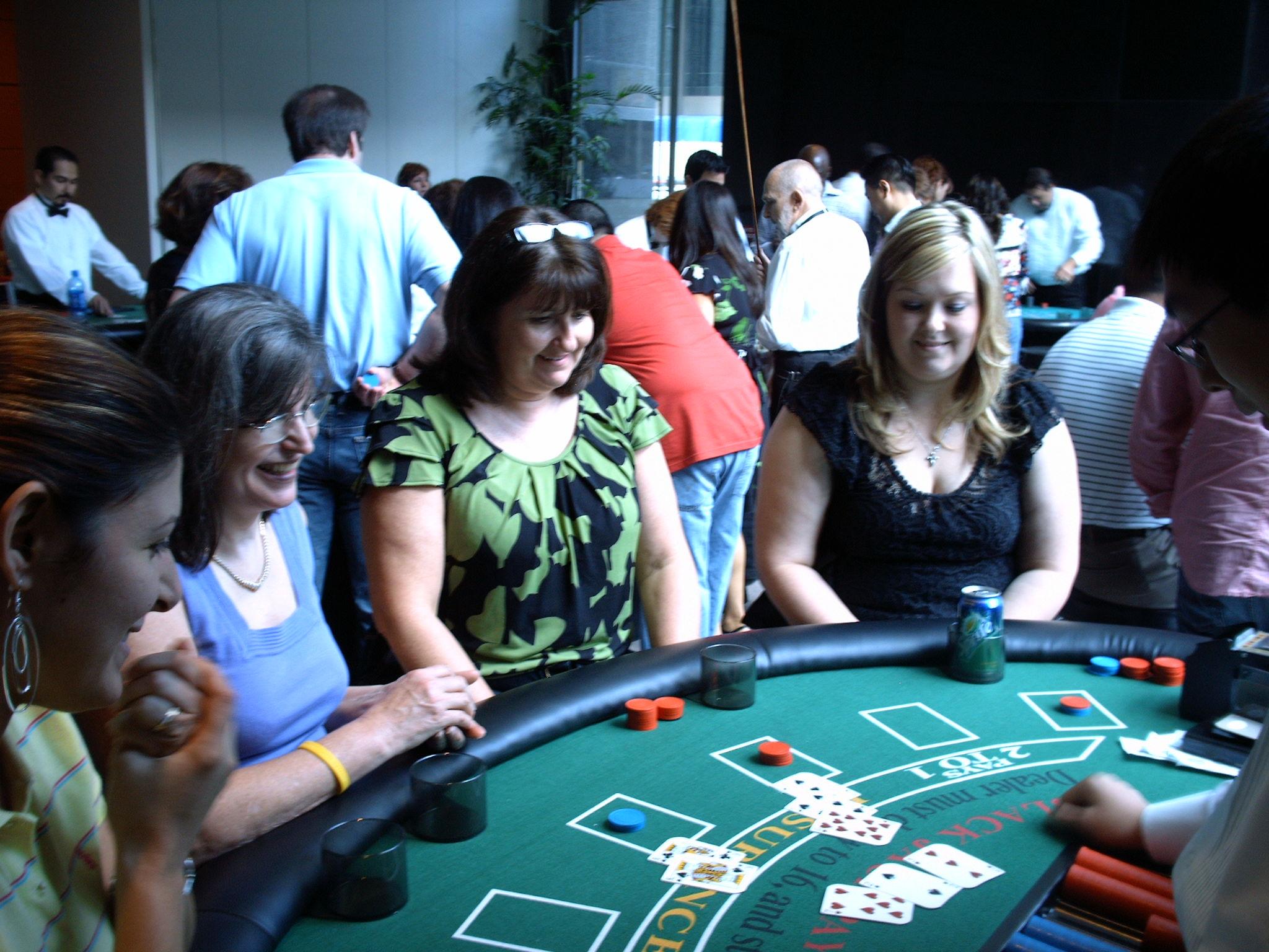 Casino Games Houston